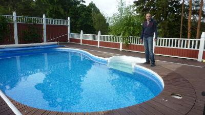 måste man ha bygglov för pool