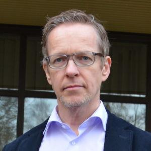 Pargas stadsdirektör Patrik Nygrén