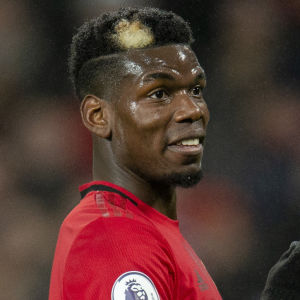 Paul Pogba i Manchester United.