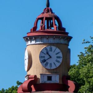 Ett klocktorn