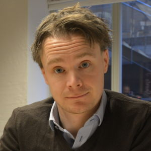 Thomas Karv, statsvetare på Åbo Akademi i Vasa.