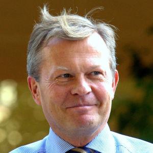 Frej Björses, kontorschef på Handelsbanken i Vasa.