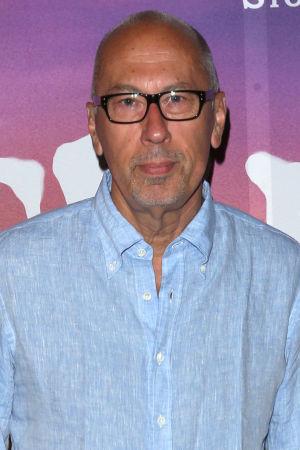 Stefan Borg, fotograferad på en filmpremiär i Stockholm.