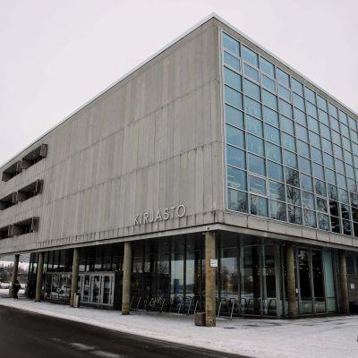 Oulun kaupunginkirjaston rakennus