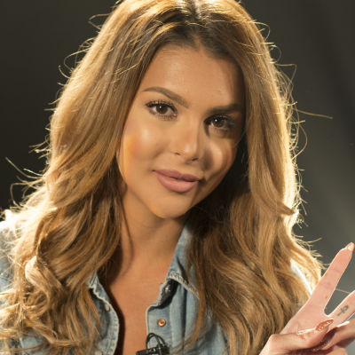 Miss Suomi 2012 Sara Chafak