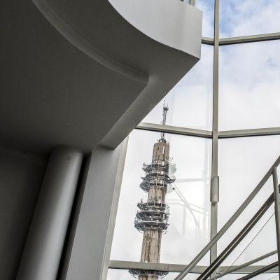 Pasilan linkkitorni, TV-torni