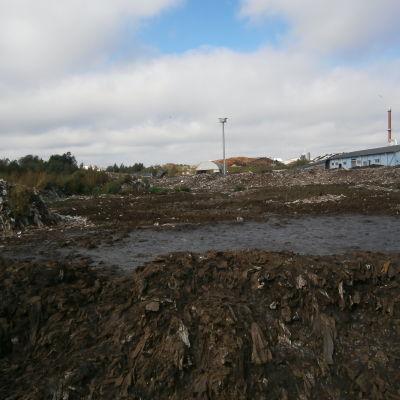 Cleantech-yhtiö yrititti piilottaa tarkastajilta jätekasaansa ainakin tuhat tonnia ulosteperäistä lietettä.