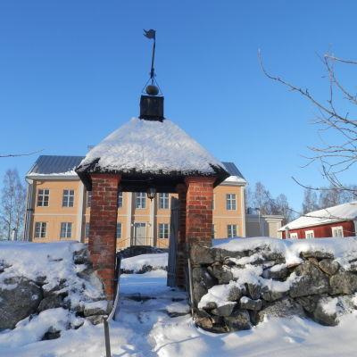 Aspegrens gamla prästgård i Jakobstad