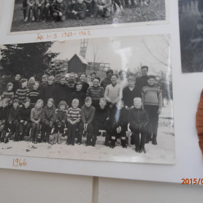 Käldinge skola 1966