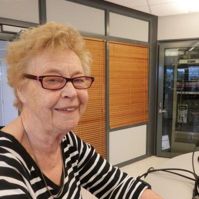 Marita Brandt i Jakobstad