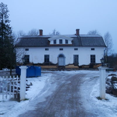 Kuddnäs i Nykarleby renoveras inför 200-års jubileet