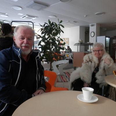 Carl-Gustav Nars och Ann-Mari Nars-Holm