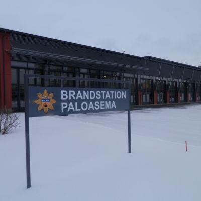 Brandstationen i Jakobstad