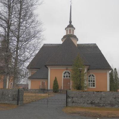 Purmo kyrka