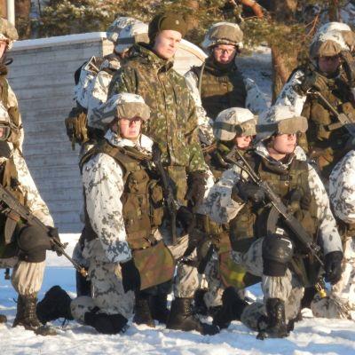 Militärövning