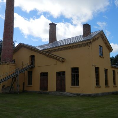 Cikoriamuseet i Jakobstad