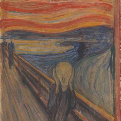Edvard Munch: Huuto