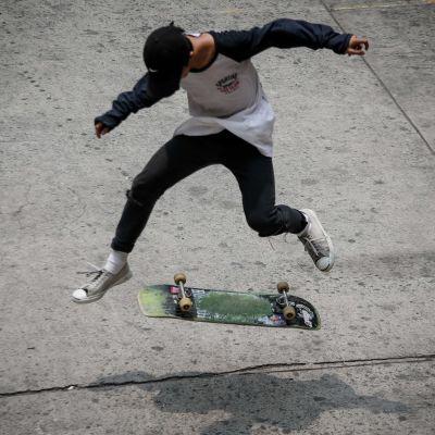 Philippines go skateboard day 2016.