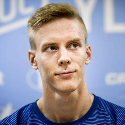 Kristian Pulli får hoppa om EM-medaljer på fredag.