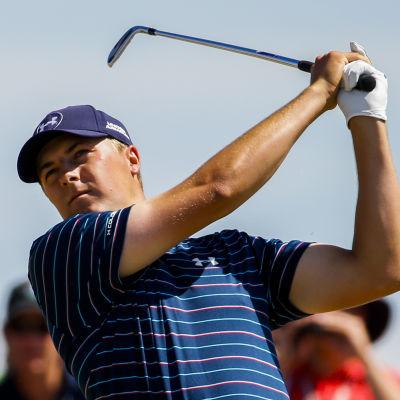 Jordan Spieth vann US Open i Chambers Bay.
