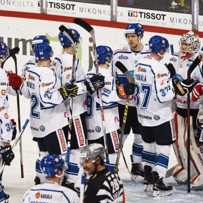 Finland försöker ta tredje raka fullpoängaren i Helsingfors.