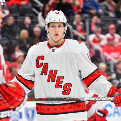 Eetu Luostarinen blev snabbt uppkallad till NHL.