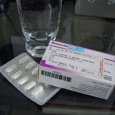 Antibiotika.