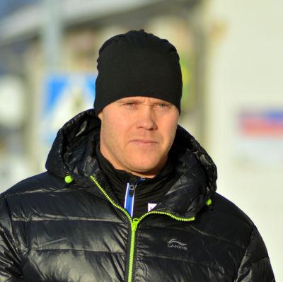 David Söderberg.