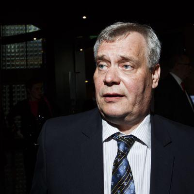Antti Rinne (SDP)