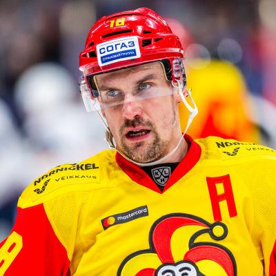 Sami Lepistö som förra säsongen speade i Jokerit är för tillfället klubblös.
