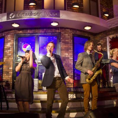 Uuden päivän joulukonsertti 2013