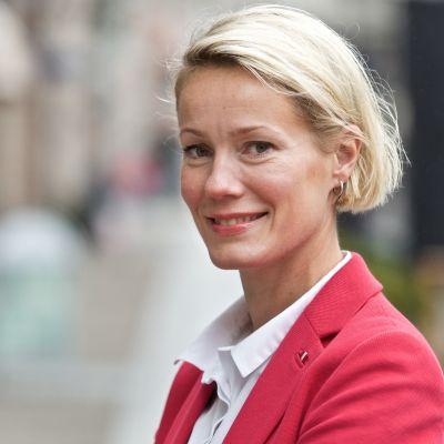 Anna-Mari Karhunen, vd på HSS Media.