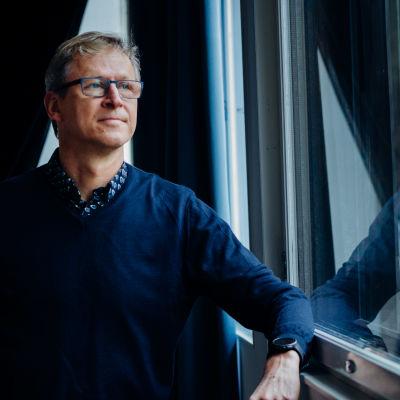 Förbundskapten Markku Kanerva porträttbild.