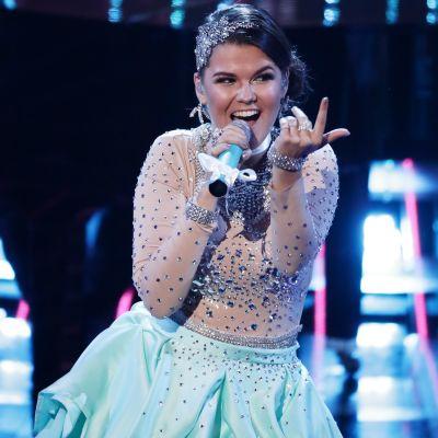 Saara Aalto i X Factor 26.11.2016.