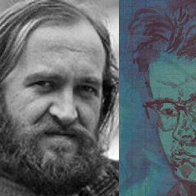 Kuvassa vasemmalta Timo K. Mukka, Kalervo Palsa ja Reidar Särestöniemi