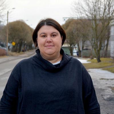Speciallärare Camilla Svens-Liavåg