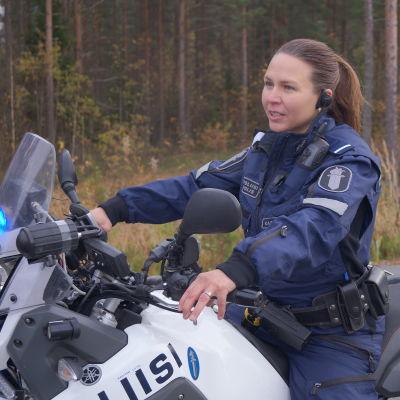 Minna Kastrén.