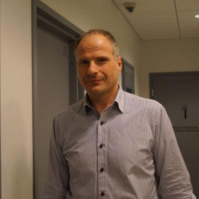 Kriminalkommissarie Ove Storvall.