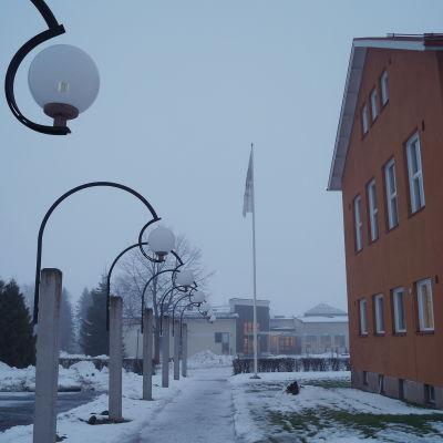 Pedersöre kommungård i Bennäs.