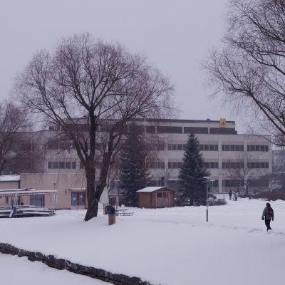 Karleby stadshus.