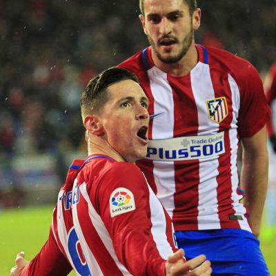 Fernando Torres, Atletico Madrid