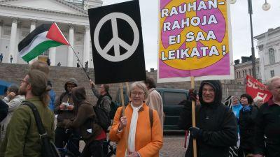 Kati Juva och Claus Montonen