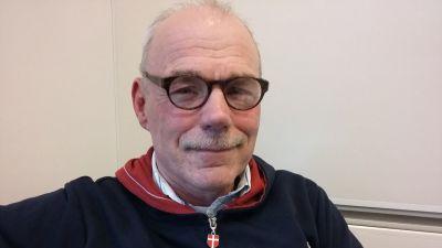 Ulf Heimberg gav sig själv smeknamnet Flu, inspirerad av Fantomens hemliga språk.