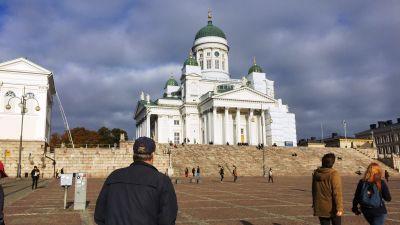 Domkyrkan i Helsingfors