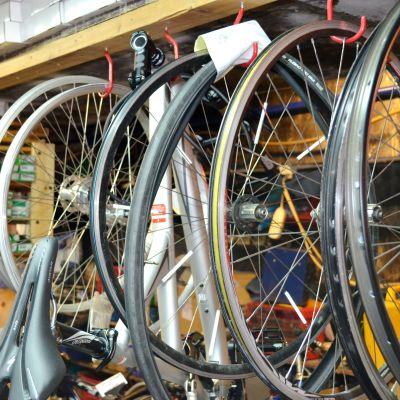 Cykeldelar