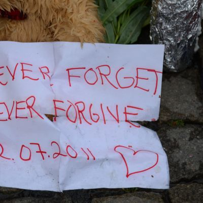 never forget - never forgive 22.07.2011
