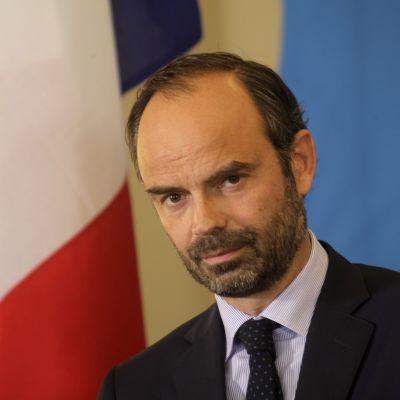 Frankrikes premiärminister Edouard Philippe.