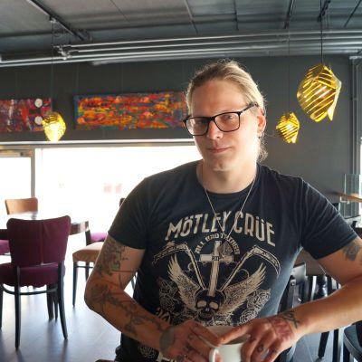 Rasmus Anderssén.