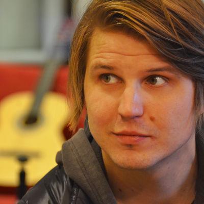 Markus Krunegård.