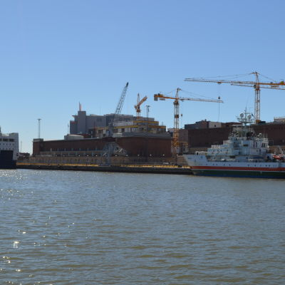 Västra hamnen i Helsingfors